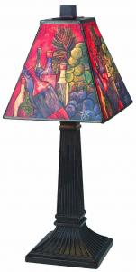 Art Designs Purchased By Lamp Designer